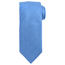 Buy John Lewis Small Leopard Print Woven Silk Tie Online at johnlewis.com