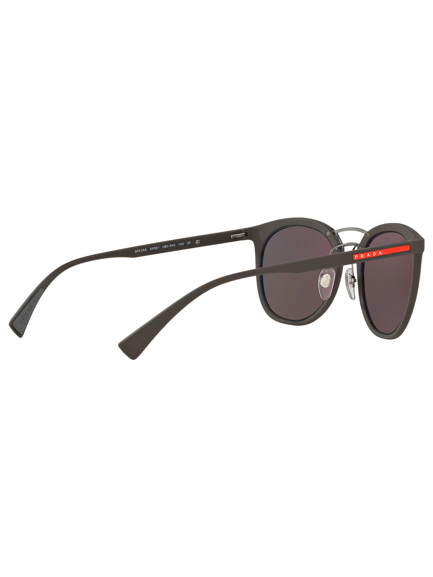 941b898f7e2b ... Buy Prada Linea Rossa PS 04SS Polarised Oval Sunglasses