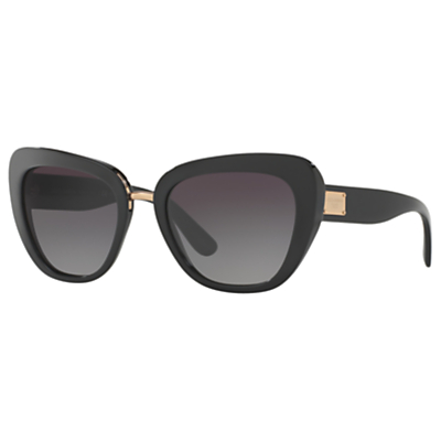 Dolce & Gabbana DG4296 Cat's Eye Sunglasses