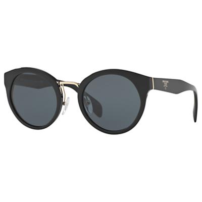 Prada PR 05TS Oval Sunglasses