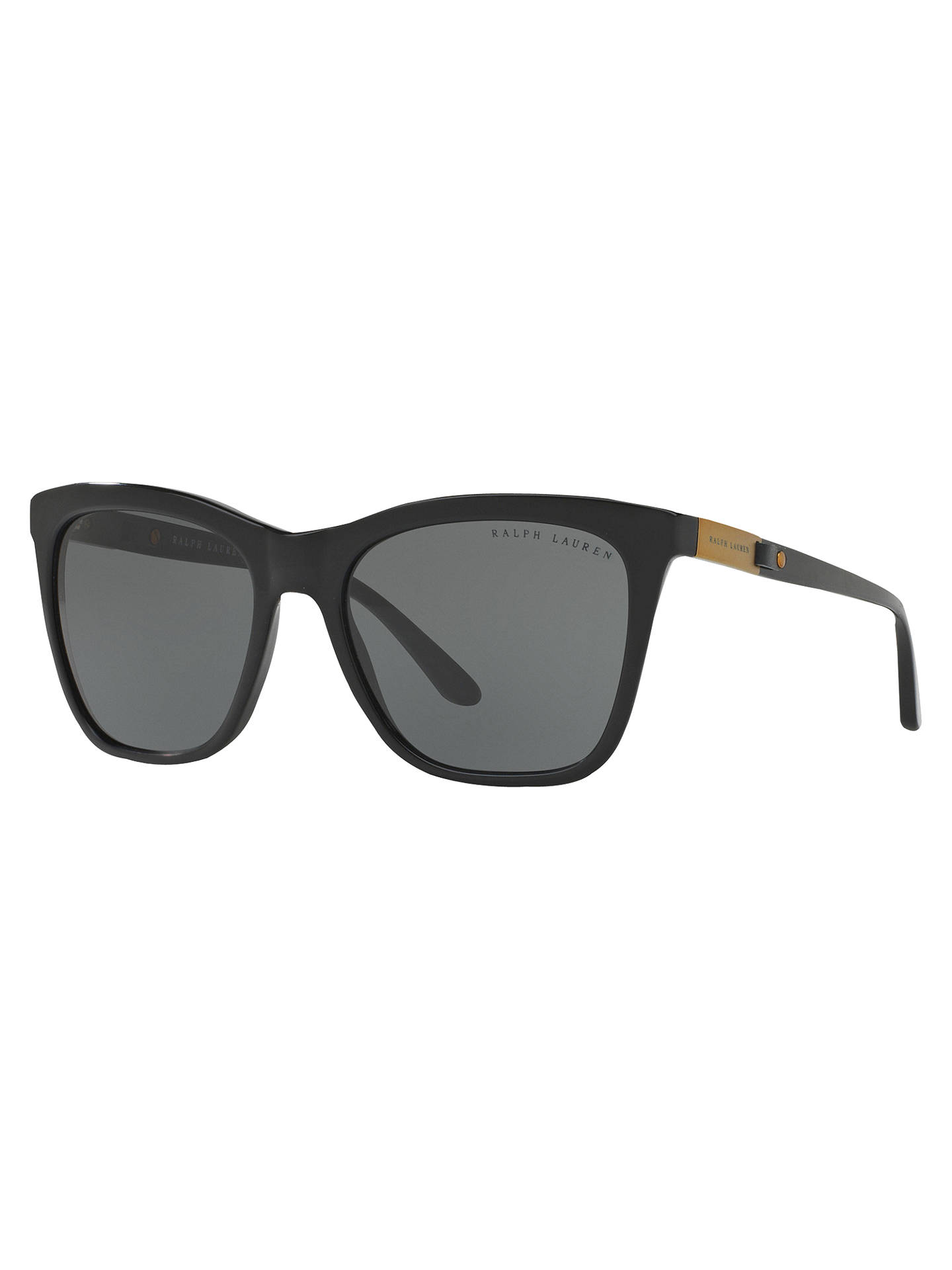 At Lewis Ralph Frame D Lauren Rl8151q Blackgrey John Sunglasses zaq8Y