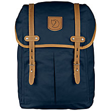 Buy Fjallraven Rucksack No.21 Medium Backpack Online at johnlewis.com