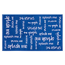 Buy John Lewis Splash Me Bath Mat Online at johnlewis.com