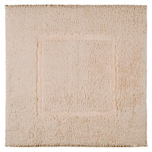 Buy John Lewis Egyptian Cotton Deep Shower Bath Mat with Microfresh Technology Online at johnlewis.com