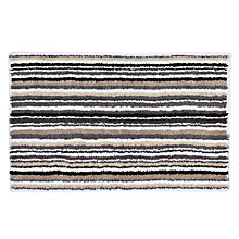 Buy John Lewis Multi Stripe Reversible Bath Mat Online at johnlewis.com