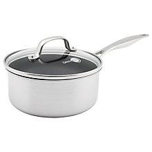 Buy GreenPan Elements 18cm Saucepan Online at johnlewis.com
