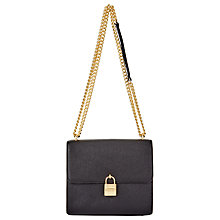 Buy MICHAEL Michael Kors Mercer Large Leather Messenger Bag Online at johnlewis.com