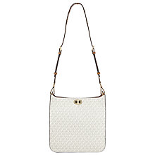Buy MICHAEL Michael Kors Sullivan Large North / South Messenger Bag Online at johnlewis.com