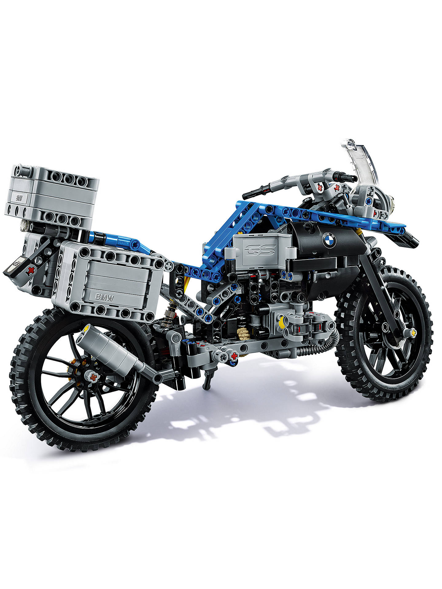 lego technic 42063 bmw r 1200 gs adventure at john lewis. Black Bedroom Furniture Sets. Home Design Ideas
