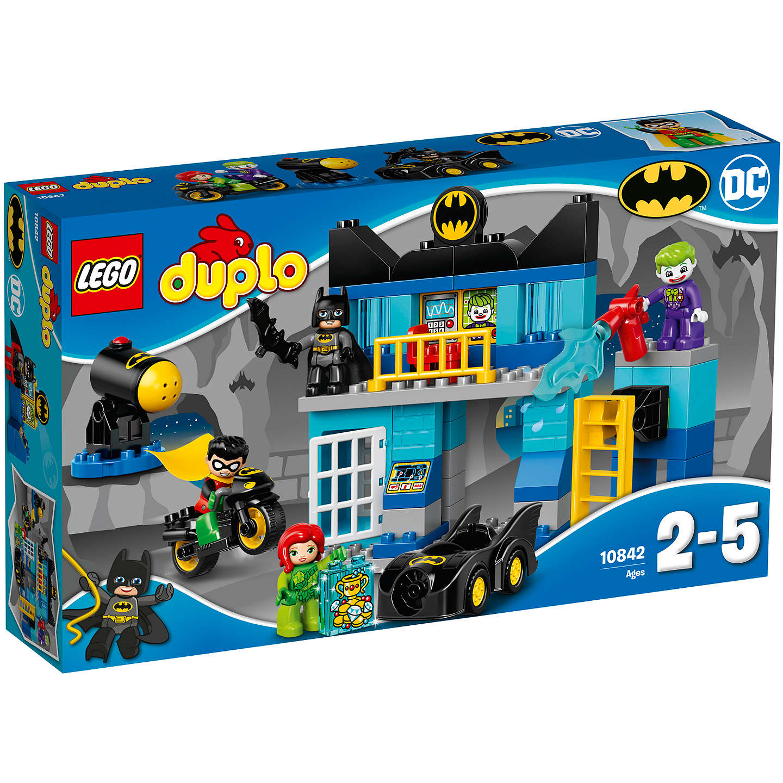 Buylego Duplo 10842 Batcave Challenge Online At Johnlewiscom