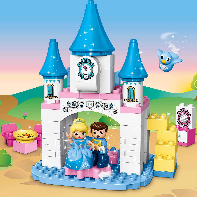 LEGO DUPLO 10855 Disney Princess Cinderella Castle at John Lewis