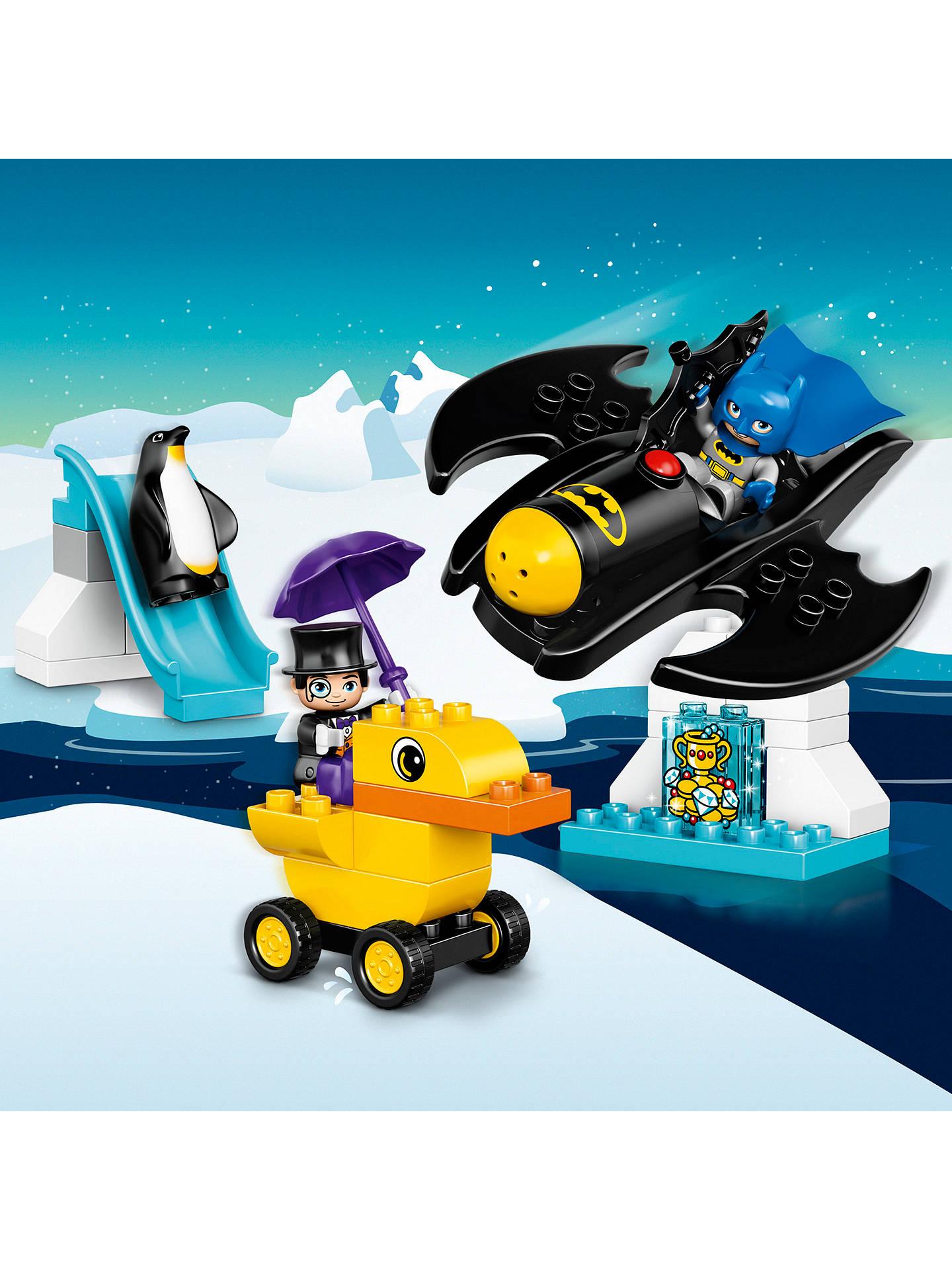 LEGO DUPLO 10823 Batwing Adventure at John Lewis & Partners