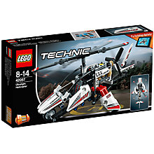 Buy LEGO Technic 42057 Ultra Helicopter Online at johnlewis.com