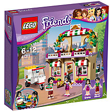 Buy LEGO Friends 41311 Heartlake Pizzaria Online at johnlewis.com