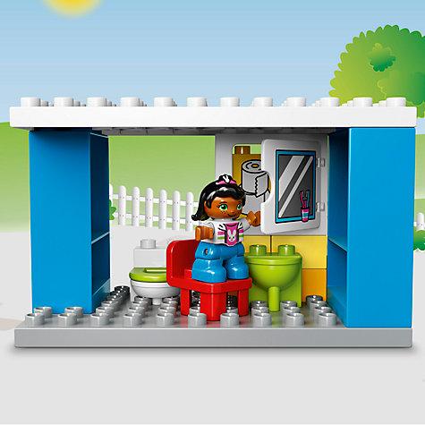 buy lego duplo 10835 family house john lewis. Black Bedroom Furniture Sets. Home Design Ideas
