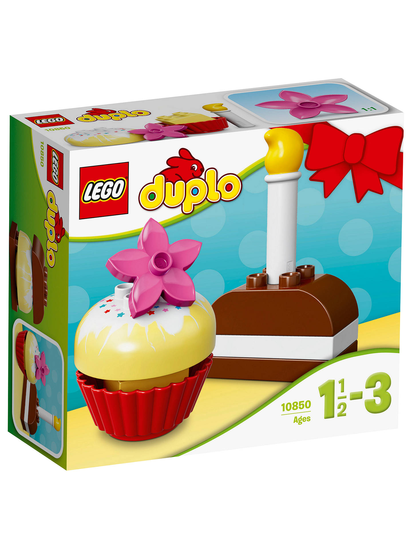 Buy LEGO DUPLO 10850 My First Cakes Online At Johnlewis
