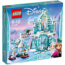 Buy LEGO Disney 41148 Elsa's Ice Palace Online at johnlewis.com