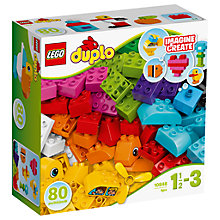 Buy LEGO DUPLO 10848 My First Bricks Online at johnlewis.com
