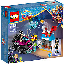 Buy LEGO DC Super Hero Girls 41233 Lashina Tank Online at johnlewis.com