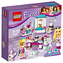 Buy LEGO Friends 41308 Stephanie's Friendship Cakes Set Online at johnlewis.com