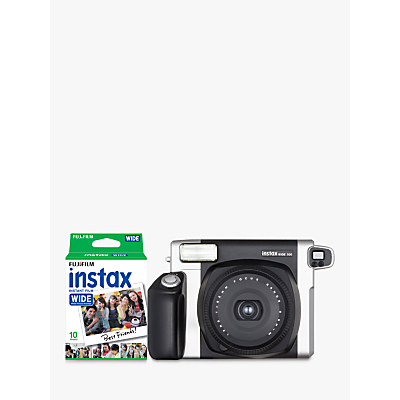 Fujifilm Instax 300 Camera and 10-Pack of Film