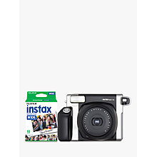 Buy Fujifilm Instax 300 Camera and 10-Pack of Film Online at johnlewis.com
