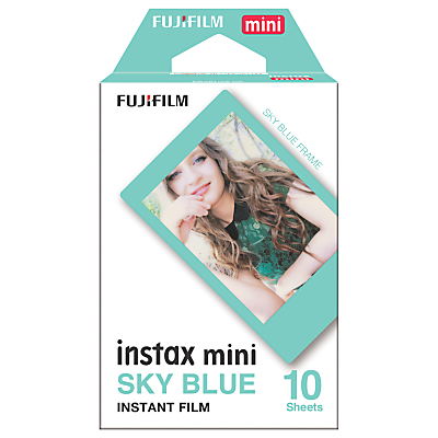 Image of Fujifilm Instax Mini Film, 10 Shots