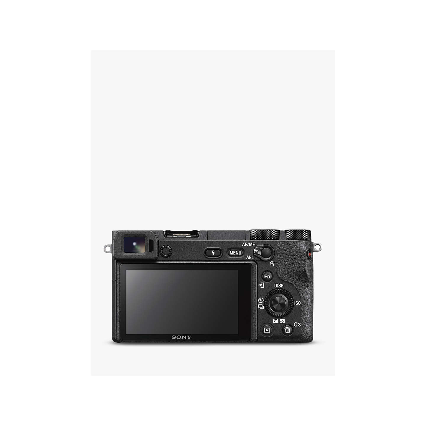 "BuySony A6500 Compact System Camera, 4K Ultra HD, 25MP, OLED Viewfinder, Wi-Fi, NFC, 3"" LCD Touchscreen, Body Only Online at johnlewis.com"