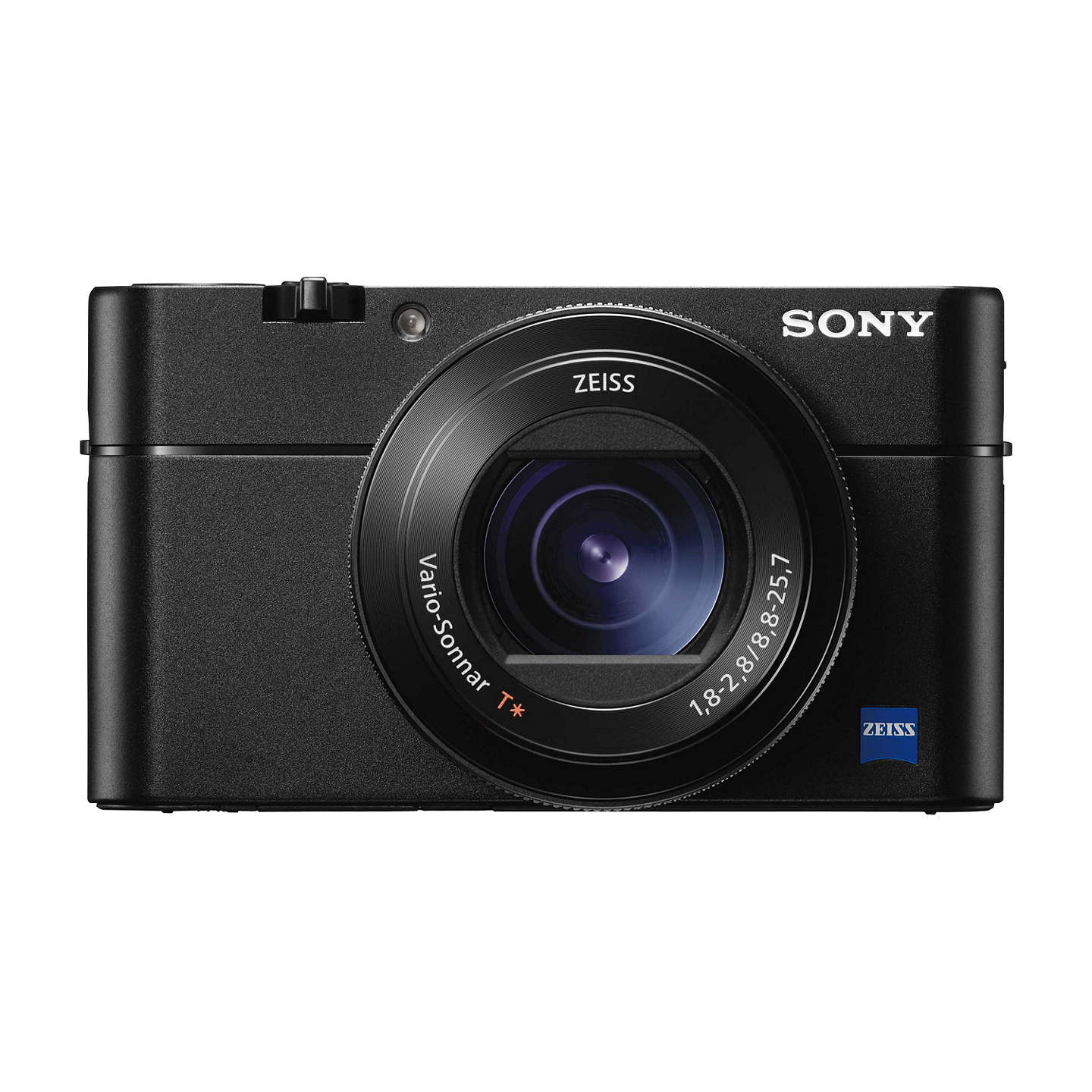 "BuySony Cyber-shot RX-100 V Camera, 4K, 20.1MP, 2.9x Optical Zoom, Wi-Fi, NFC, OLED EVF, 3"" Tiltable Screen Online at johnlewis.com"