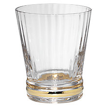 Buy John Lewis Fusion Kainoosh Jewel Tumbler, Gold Online at johnlewis.com