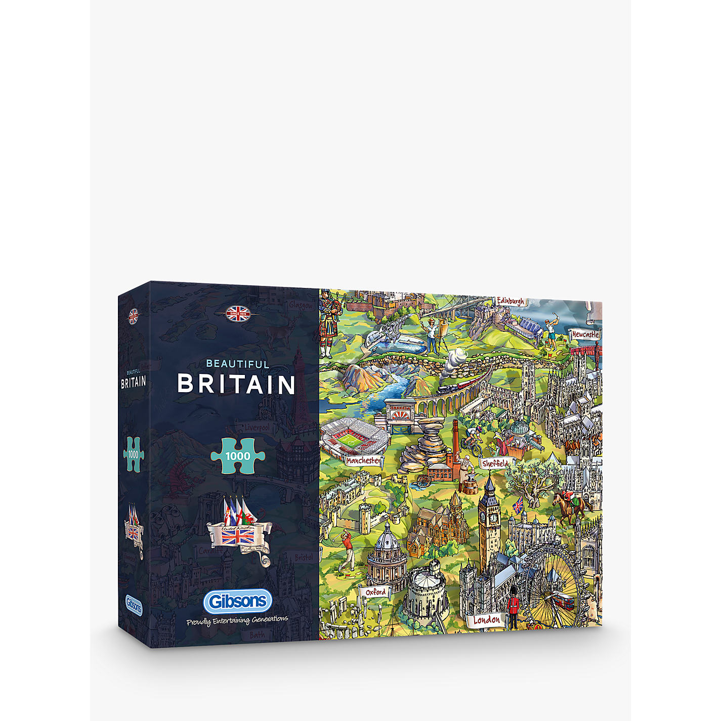 Buy gibsons beautiful britain uk map jigsaw puzzle 1000 pieces buy gibsons beautiful britain uk map jigsaw puzzle 1000 pieces online at johnlewis gumiabroncs Gallery