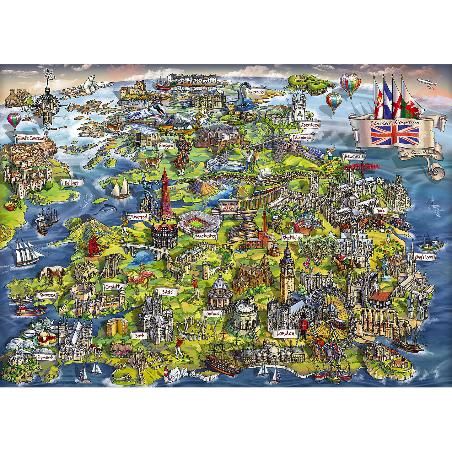 Gibsons beautiful britain uk map jigsaw puzzle 1000 pieces at john buygibsons beautiful britain uk map jigsaw puzzle 1000 pieces online at johnlewis gumiabroncs Gallery