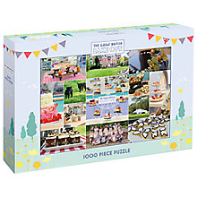 Buy Gibsons The Great British Bake Off Jigsaw Puzzle, 1000 Pieces Online at johnlewis.com