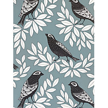Buy MissPrint Songbird Wallpaper Online at johnlewis.com