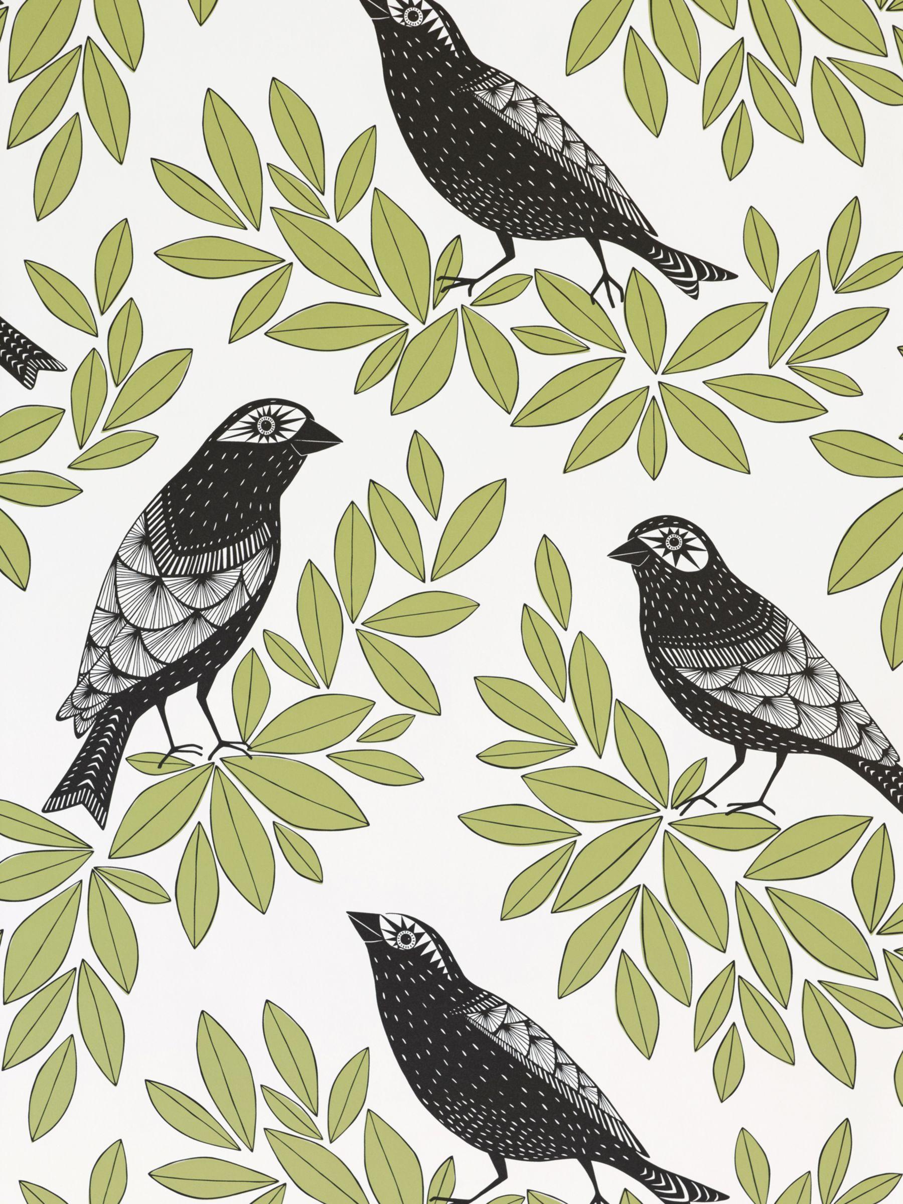 MissPrint MissPrint Songbird Wallpaper