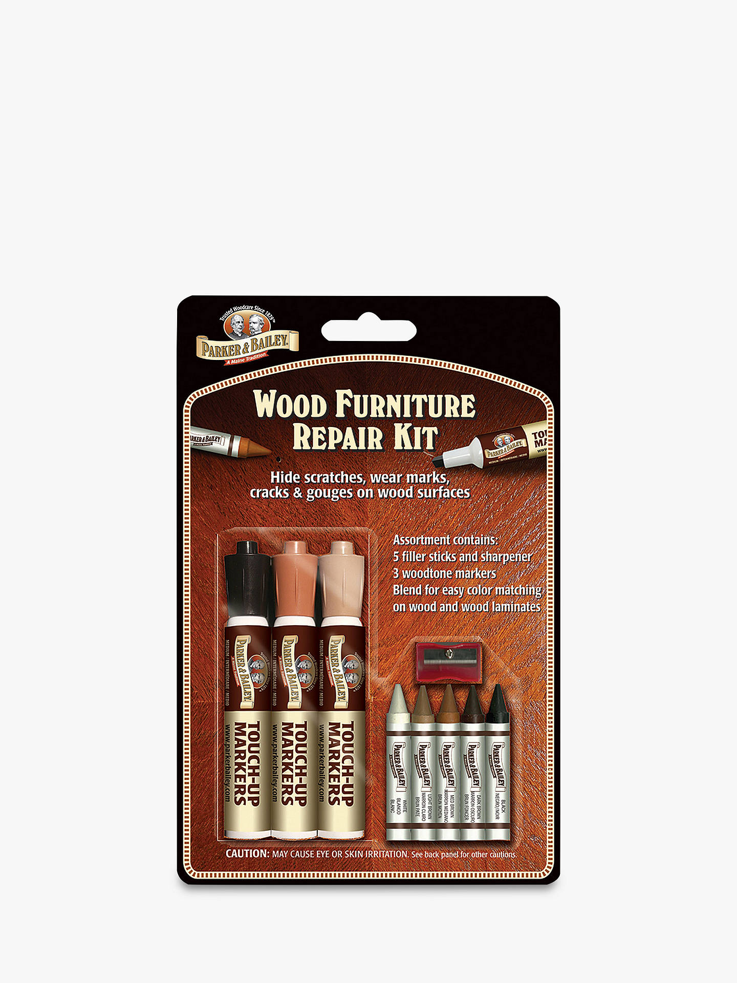 Parker Bailey Furniture Repair Kit At John Lewis Partners