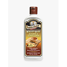 Buy Parker & Bailey Wood Ware Moisturiser and Conditioner, 236ml Online at johnlewis.com