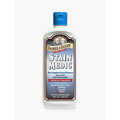 Parker & Bailey Stain Medic Stain Remover, 236ml
