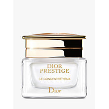 Buy Dior Prestige Le Le Concentré Yeux, 15ml Online at johnlewis.com