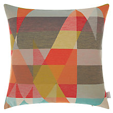 Buy Scion Axis Cushion, Tangerine / Citrus Online at johnlewis.com