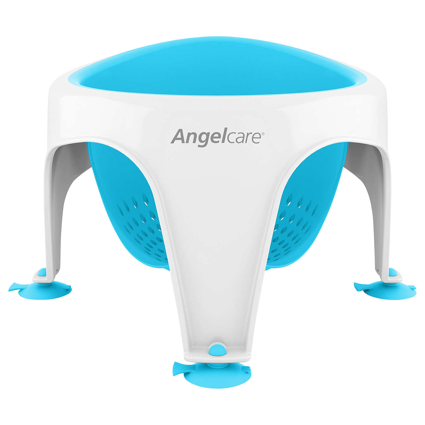 Angelcare Baby Bath Seat, Blue at John Lewis