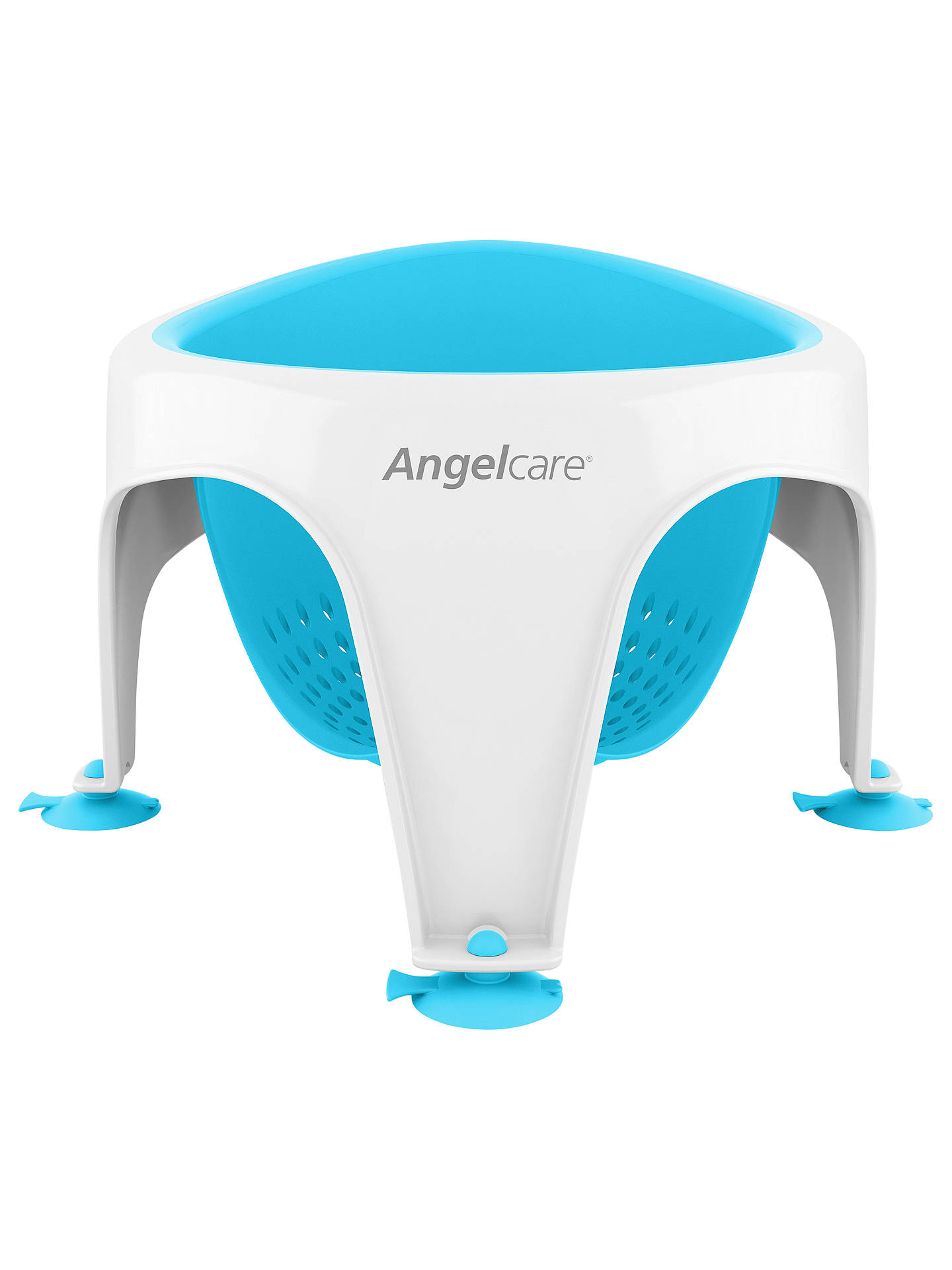 Angelcare Baby Bath Seat, Blue at John Lewis & Partners