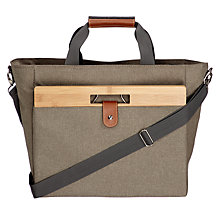Buy John Lewis Croft Collection Picnic Tote Bag, Table Set and Cooler Bag Online at johnlewis.com