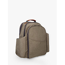 Buy John Lewis Croft Collection 2 Person Backpack Picnic Hamper and Cooler Bag Online at johnlewis.com