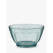 Buy John Lewis The Basics Acrylic Dessert Bowls, Set of 4, Clear Online at johnlewis.com