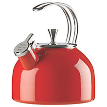 Buy kate spade new york Stovetop Kettle, Red Online at johnlewis.com