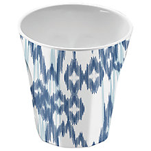 Buy Eddingtons TarHong Ikat Acrylic Tumbler, Blue Online at johnlewis.com