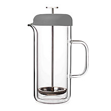 Buy VIVA Scandinavia Double Wall French Press Cafetiere Online at johnlewis.com