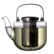 Buy VIVA Scandinavia Bjorn Glass Teapot, Small Online at johnlewis.com