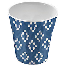 Buy Eddingtons TarHong Acrylic Blue Diamond Tumbler Online at johnlewis.com